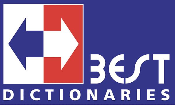 Best-Publishing-English-Dictionary-Books-Logo