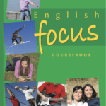 English Focus 1 English Book Cover Front Page