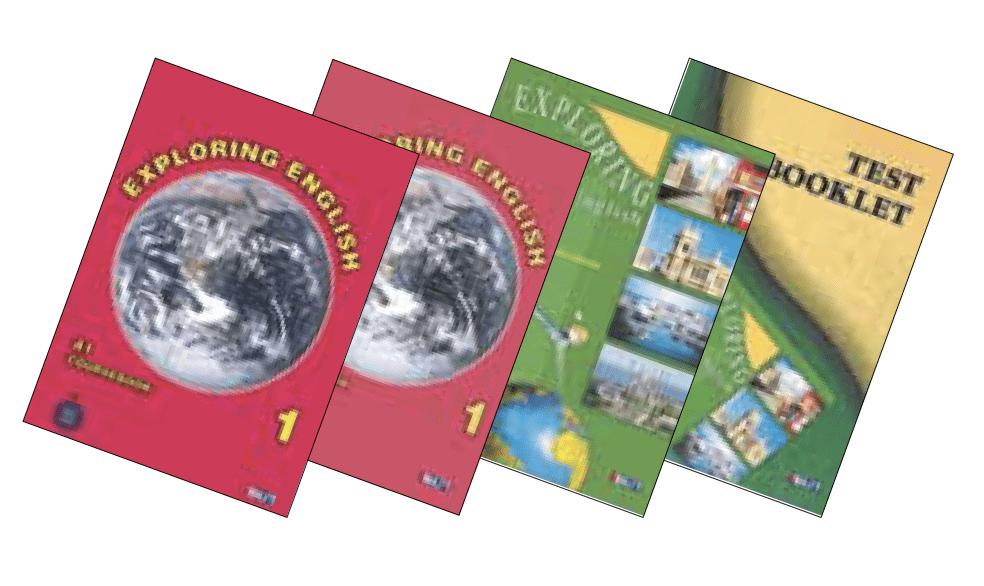 Exploring English 1 English Book Bundle
