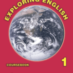 Exploring English 1 English Book Cover Front Page