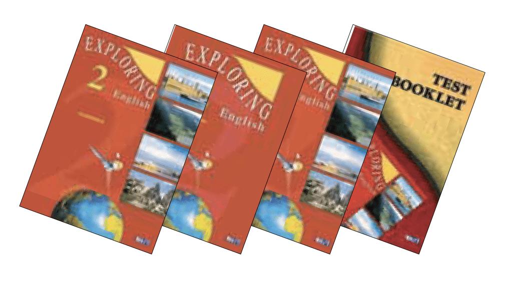 Exploring English 2 English Book Bundle