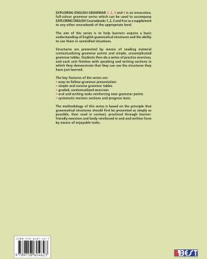 Exploring English Grammar 3 English Book Cover Back Page