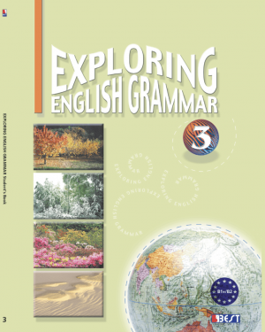 Exploring English Grammar 3 English Book Cover Front Page