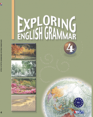 Exploring English Grammar 4 English Book Cover Front Page