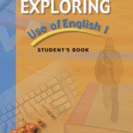 Exploring Use of English 1 English Book Cover Front Page