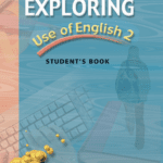 Exploring Use of English 2 English Book Cover Front Page