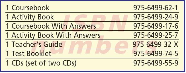 Galaxy 1 English Books ISBN Numbers