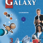 Galaxy 3 English Book Cover Front Page