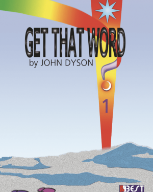 Get That Word 1 English Book Front Page