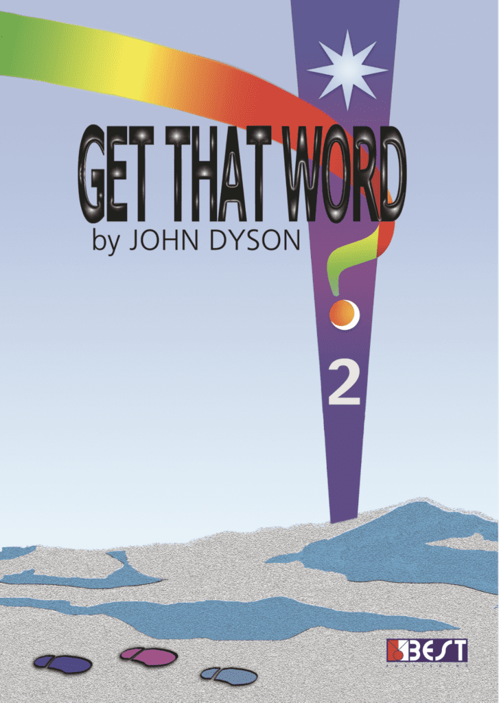 Get That Word 2 English Book Front Page