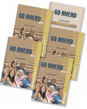 Ingilizce Kitap Go Ahead Intermediate Plus English Book Bundle
