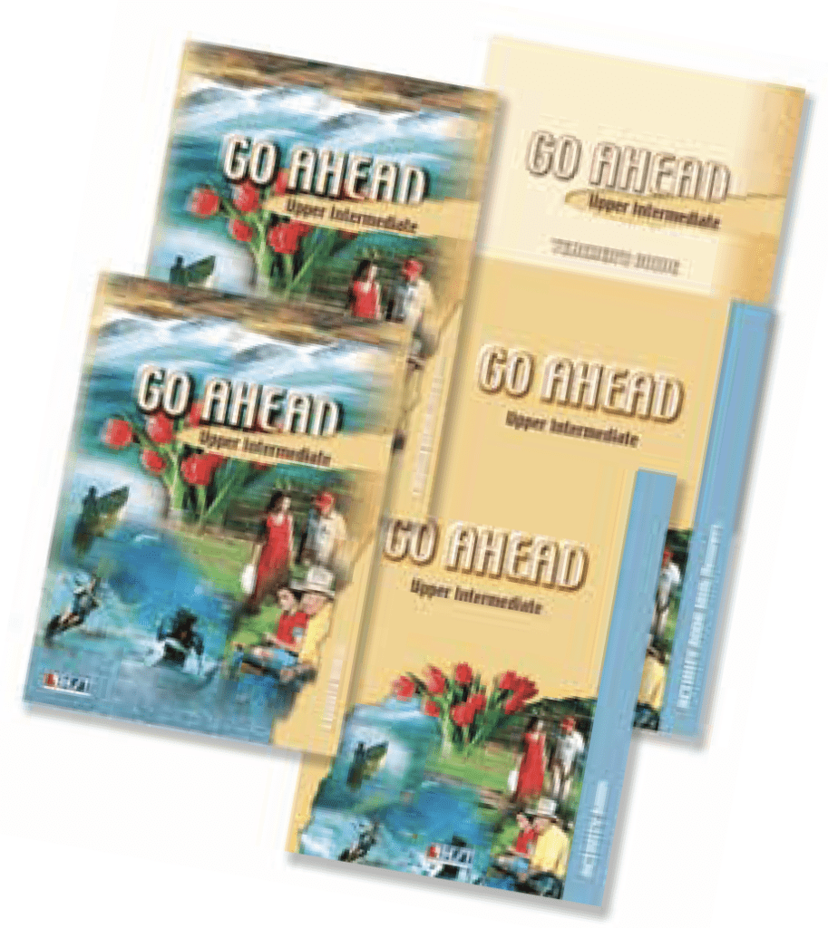 Go Ahead Upper Intermediate English Book Bundle