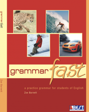 Grammar Fast English Book Cover Front Page