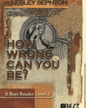 How Wrong Can You Be English Reader Book Cover Front Page