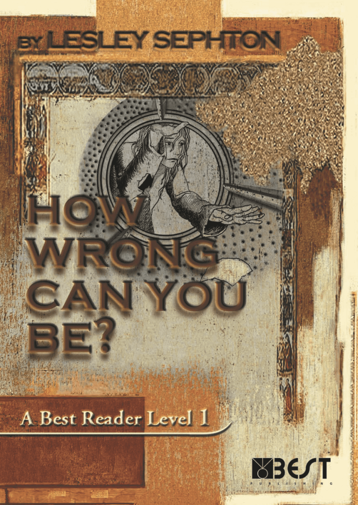 Ingilizce Kitap How Wrong Can You Be English Reader Book Cover Front Page