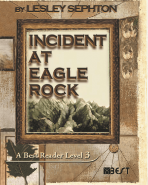 Ingilizce Kitap Incident at Eagle Rock English Reader Book Cover Front Page