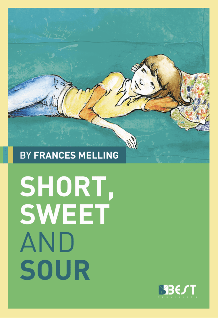 Short Sweet and Sour English Reader Book Cover Front Page