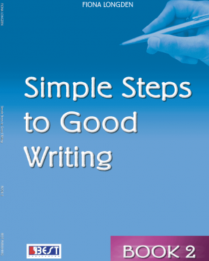 Simple Steps to Good Writing 2 English Book Front Page