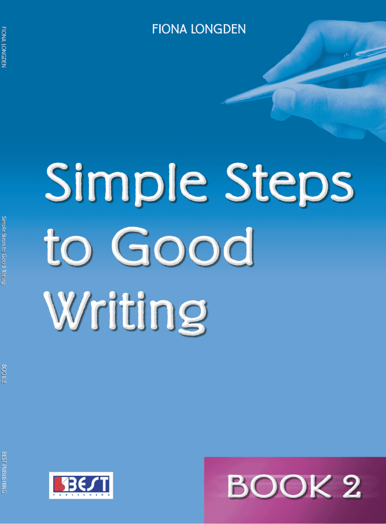 Ingilizce Kitap Simple Steps to Good Writing 2 English Book Front Page