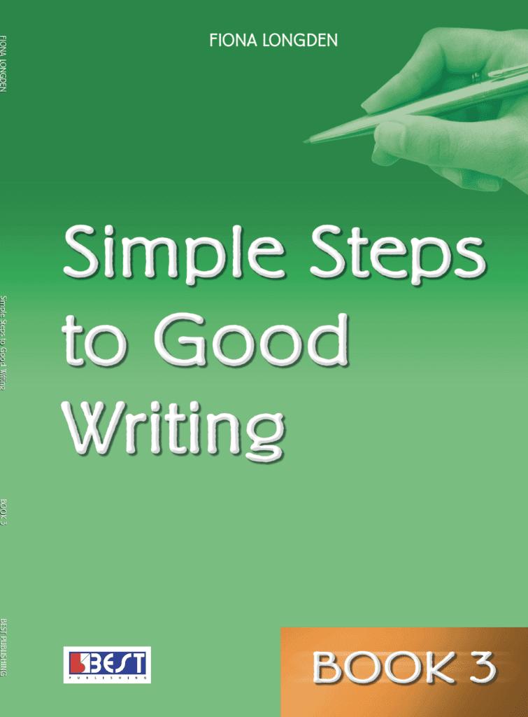 Ingilizce Kitap Simple Steps to Good Writing 3 English Book Front Page
