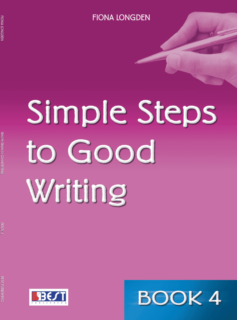Ingilizce Kitap Simple Steps to Good Writing 4 English Book Front Page