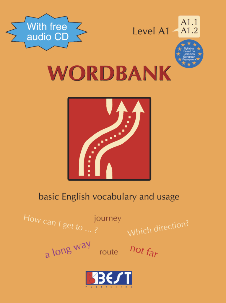 Wordbank English Book Cover Front Page